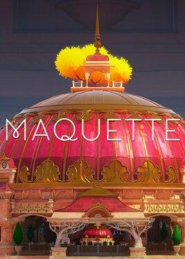 Maquette постер (cover)