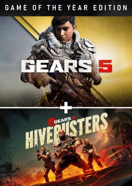 Gears 5 - Game of the Year Edition постер (cover)