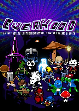 Everhood постер (cover)