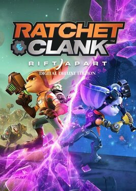 Ratchet & Clank: Rift Apart - Digital Deluxe Edition постер (cover)