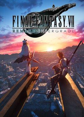 Final Fantasy VII Remake Intergrade постер (cover)