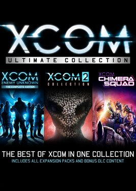 XCOM: Ultimate Collection постер (cover)