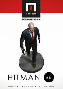 Hitman GO: Definitive Edition постер (cover)