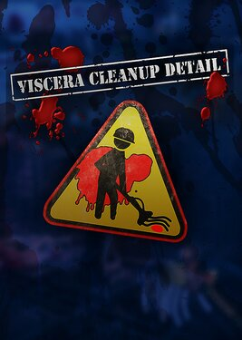 Viscera Cleanup Detail постер (cover)