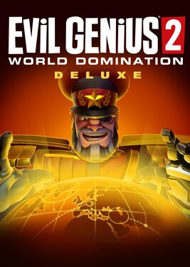 Evil Genius 2 - Deluxe Edition постер (cover)