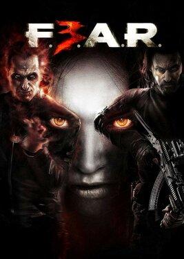 F.E.A.R. 3 постер (cover)