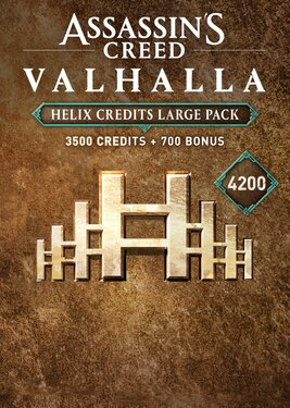 Assassin's Creed: Valhalla - Large Helix Credits Pack постер (cover)
