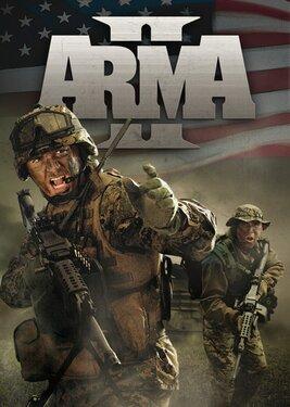 Arma 2 постер (cover)