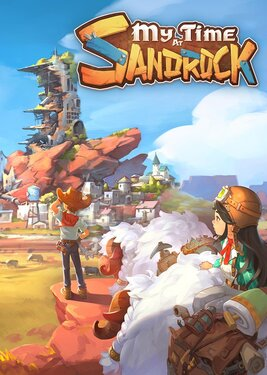 My Time at Sandrock постер (cover)