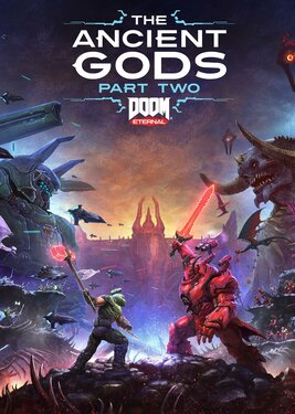 DOOM Eternal: The Ancient Gods - Part Two постер (cover)