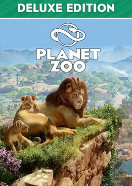 Planet Zoo - Deluxe Edition постер (cover)