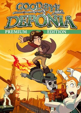 Goodbye Deponia - Premium Edition