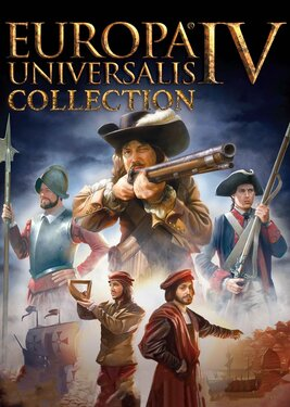 Europa Universalis IV: Collection постер (cover)
