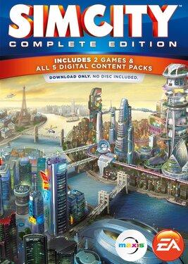 SimCity - Complete Edition постер (cover)