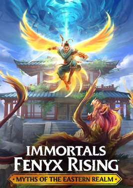 Immortals Fenyx Rising: Myths of the Eastern Realm постер (cover)
