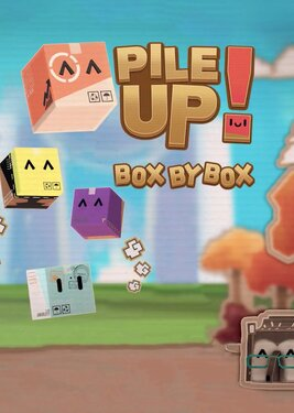 Pile Up! Box by Box постер (cover)