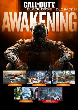Call of Duty: Black Ops III - Awakening постер (cover)