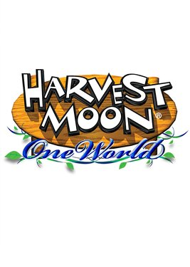 Harvest Moon – One World постер (cover)