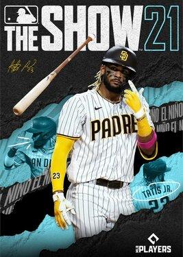 MLB The Show 2021 постер (cover)