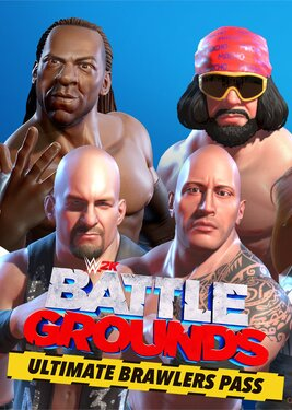 WWE 2K Battlegrounds - Ultimate Brawlers Pass постер (cover)