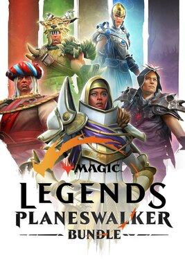 Magic: Legends - Planeswalker Bundle постер (cover)