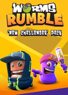 Worms Rumble - New Challengers Pack