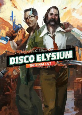 Disco Elysium - The Final Cut постер (cover)