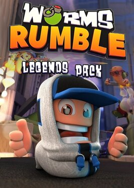 Worms Rumble - Legends Pack постер (cover)