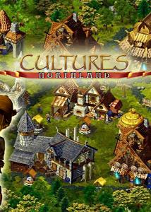 Cultures - Northland постер (cover)