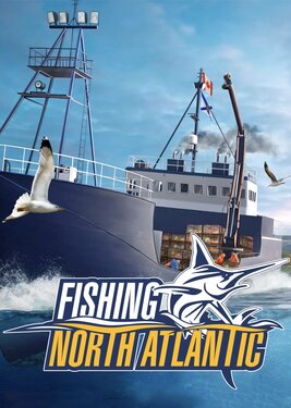 Fishing: North Atlantic постер (cover)