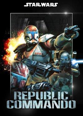 Star Wars Republic Commando постер (cover)