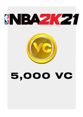 NBA 2K21 - 5000 VC