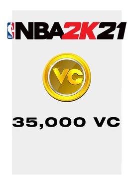 NBA 2K21 - 35000 VC постер (cover)