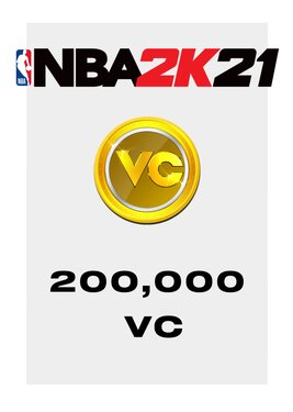 NBA 2K21 - 200000 VC