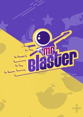 Mr Blaster постер (cover)