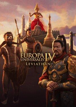 Europa Universalis IV: Leviathan постер (cover)