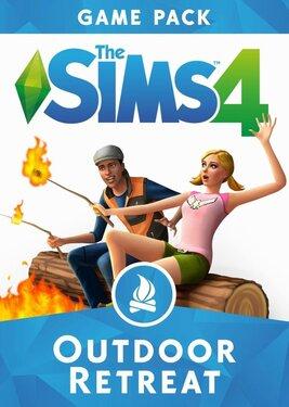 The Sims 4: Outdoor Retreat постер (cover)
