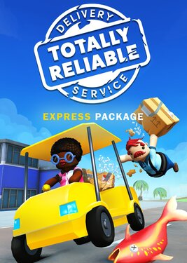 Totally Reliable Delivery Service - Express Package постер (cover)