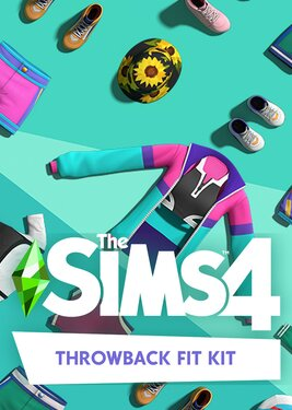The Sims 4: Throwback Fit Kit постер (cover)