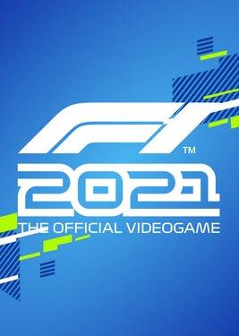 F1 2021 постер (cover)