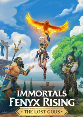 Immortals Fenyx Rising - The Lost Gods
