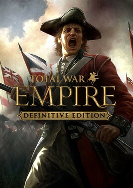 Total War: Empire - Definitive Edition постер (cover)