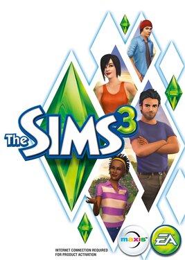 The Sims 3 постер (cover)