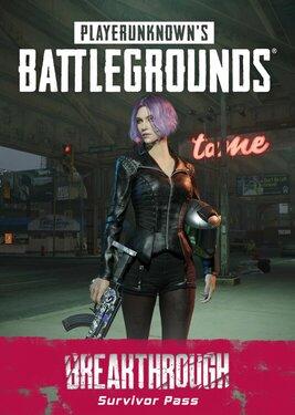 Playerunknown's Battlegrounds - Survivor Pass: Breakthrough постер (cover)