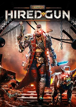 Necromunda: Hired Gun постер (cover)