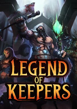 Legend of Keepers постер (cover)