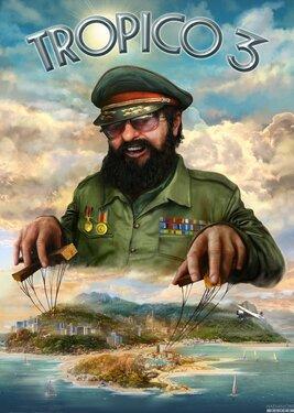 Tropico 3 постер (cover)