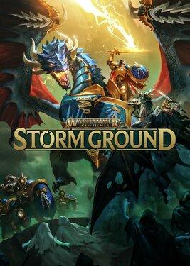Warhammer Age of Sigmar: Storm Ground постер (cover)