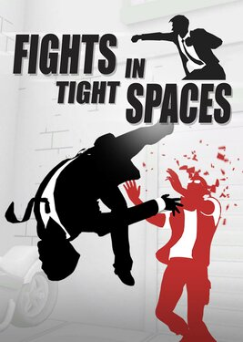 Fights in Tight Spaces постер (cover)