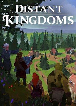 Distant Kingdoms постер (cover)